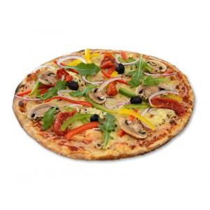 pizza vegetarienne